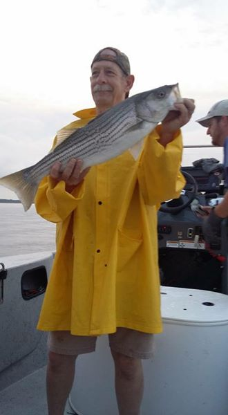 Big Fish Striper Fishing On Lake Texoma (17)