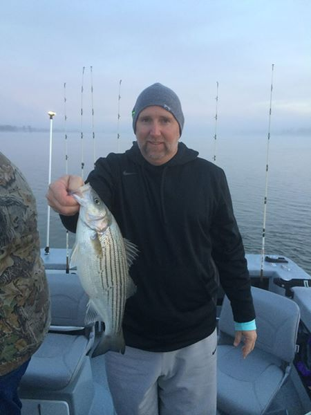 Big Fish Striper Fishing On Lake Texoma (6)