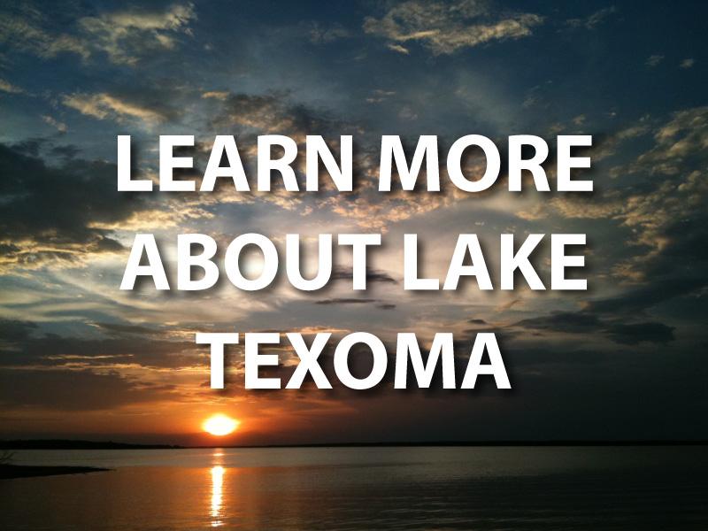 Lake Texoma Local Information - Reel Fishing Striper Guide ...